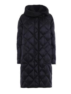 Moncler: padded coats - Osmanthus padded coat