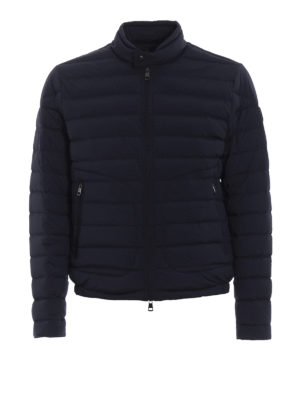 Moncler: padded jackets - Acorus stretch puffer jacket