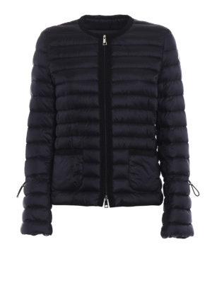 Moncler: padded jackets - Almandin bon ton black jacket