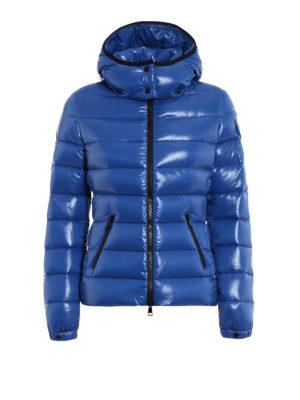 Moncler: padded jackets - Bady lacquered nylon padded jacket