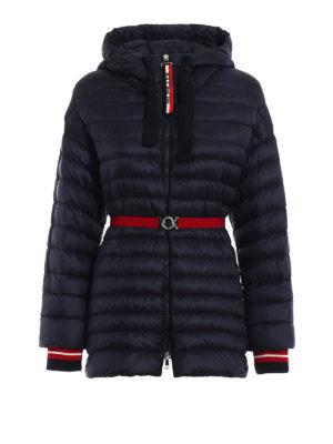 MONCLER: giacche imbottite - Piumino Benitoite con maxi coulisse
