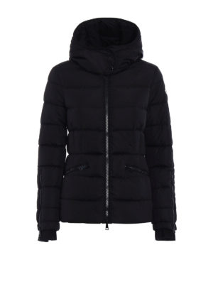 Moncler: padded jackets - Betula puffer hooded jacket