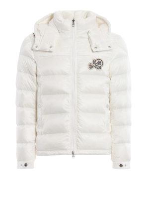 MONCLER: giacche imbottite - Piumino Bramant bianco
