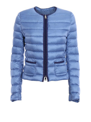 Moncler: padded jackets - Cristal light down jacket