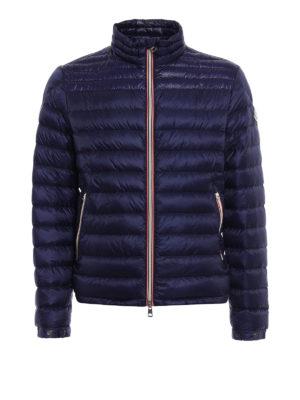 Moncler: padded jackets - Daniel semi glossy padded jacket