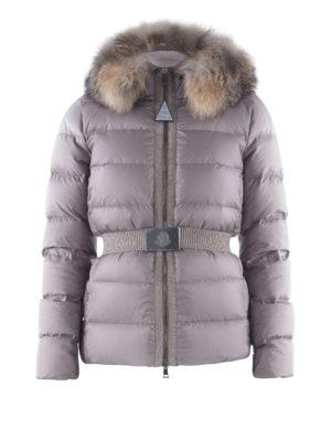 Moncler: padded jackets - Fabrette padded jacket