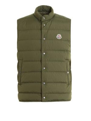 Moncler: padded jackets - Febe sleeveless padded jacket