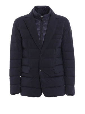 Moncler: padded jackets - Ferrand padded blazer