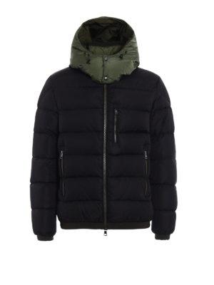 Moncler: padded jackets - Gres black padded jacket