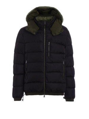 Moncler: padded jackets - Gres quilted and padded jacket