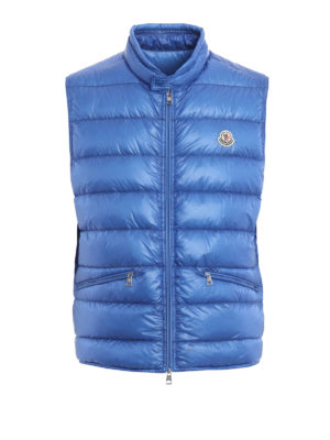 Moncler: padded jackets - Gui padded vest