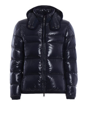 Moncler: padded jackets - Harry multipocket padded jacket