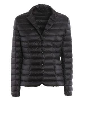 Moncler: padded jackets - Leyla ultralight padded blazer
