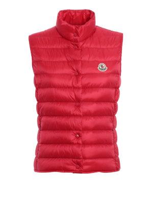 Moncler: padded jackets - Liane sleeveless padded jacket