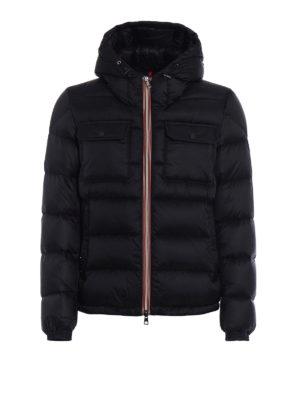 Moncler: padded jackets - Morane black padded jacket