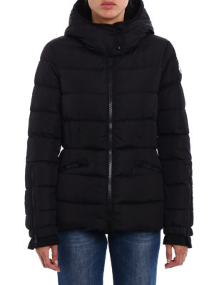 Moncler: padded jackets online - Betula puffer hooded jacket