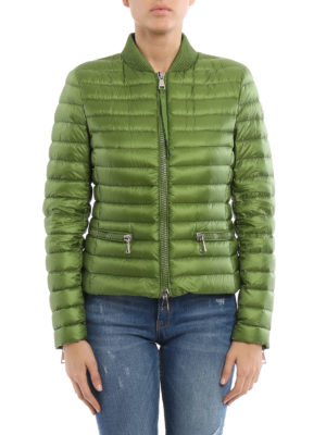 Moncler: padded jackets online - Blen padded bomber jacket