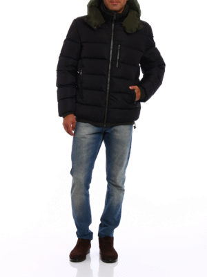Moncler: padded jackets online - Gres quilted and padded jacket