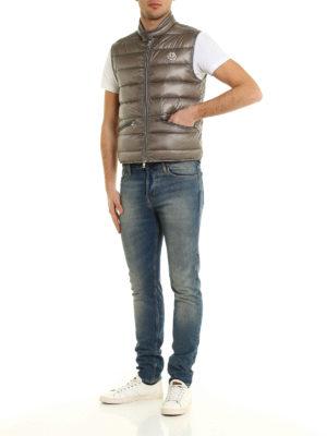 Moncler: padded jackets online - Gui padded vest