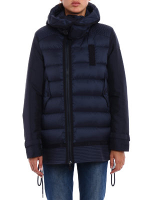 Moncler: padded jackets online - Harriet hooded padded jacket