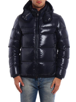 Moncler: padded jackets online - Harry multipocket padded jacket