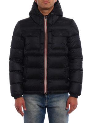 Moncler: padded jackets online - Morane black padded jacket