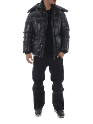Moncler: padded jackets online - Nazca puffer jacket