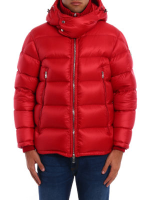Moncler: padded jackets online - Pascal hooded padded jacket