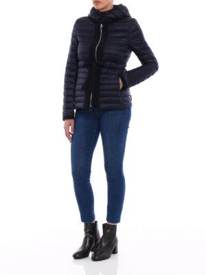 Moncler: padded jackets online - Periclase drawstring jacket