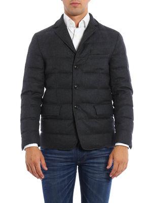 Moncler: padded jackets online - Rodin padded jacket