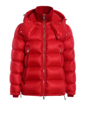 Moncler: padded jackets - Pascal hooded padded jacket