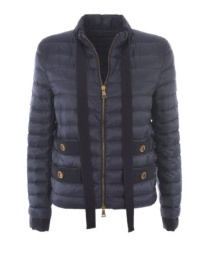 Moncler: padded jackets - Pavottine padded jacket