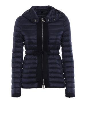 Moncler: padded jackets - Periclase drawstring jacket