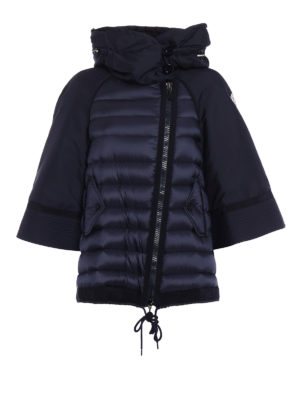 Moncler: padded jackets - Sophie padded cape