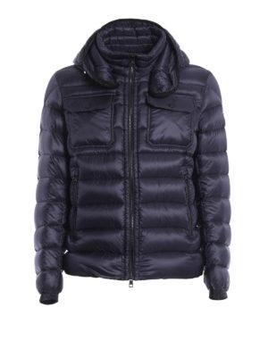 Moncler: padded jackets - Valence ultralight padded jacket