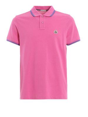 5c06b6c40 Moncler polo shirts for men s