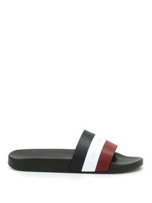 Moncler: sandals - Basile slippers