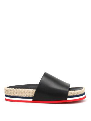 Moncler: sandals - Evelyne sandals