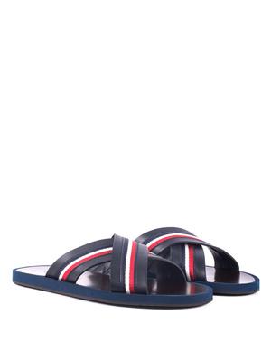 Moncler: sandals - New Marina sandals