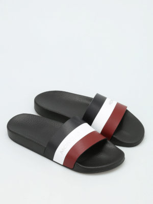 Moncler: sandals online - Basile slippers