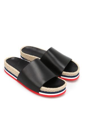 Moncler: sandals online - Evelyne sandals
