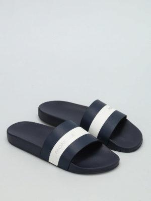 Moncler: sandals online - Ivane slide sandals