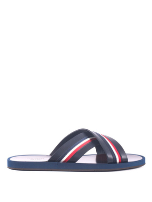 Moncler: sandals online - New Marina sandals