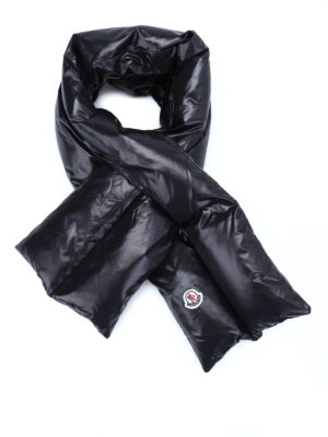 Moncler: scarves - Padded scarf