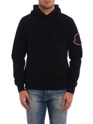 Moncler: Sweatshirts & Sweaters online - Moncler Twist collection hoodie