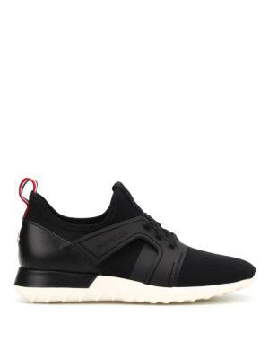 Moncler: trainers - Emilien neoprene sneakers