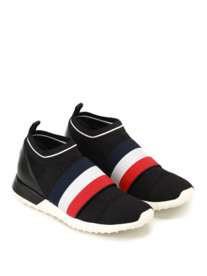Moncler: trainers online - Giroflee fabric sneakers