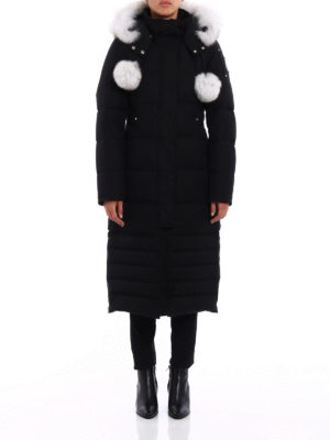 Moose Knuckles: padded coats online - Saskatchewan long padded coat