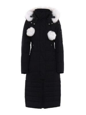 Moose Knuckles: padded coats - Saskatchewan long padded coat