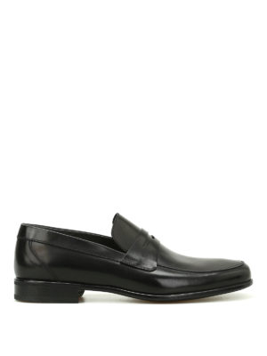 Moreschi: Loafers & Slippers - Graz ultra-light leather loafers